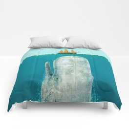 The Whale Comforters