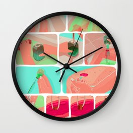 operation Wall Clock
