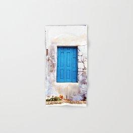 Cretan Door No2 Hand & Bath Towel