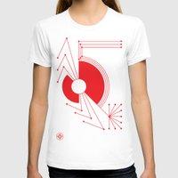 spider T-shirts featuring Spider by Hinterlund