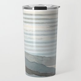 Salton Sea Landscape Travel Mug