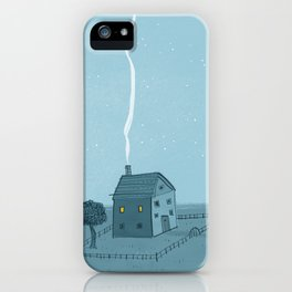 Lonely House iPhone Case