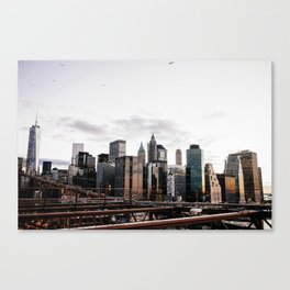 New York 10 Canvas Print