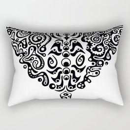 Stingray Rectangular Pillow