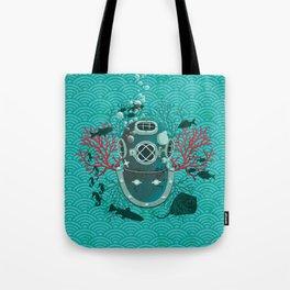 Deep Dive Tote Bag