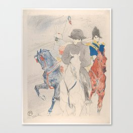 Henri de Toulouse-Lautrec Napoleon Canvas Print