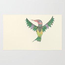 Stich & Fauna : Hummingbird Rug