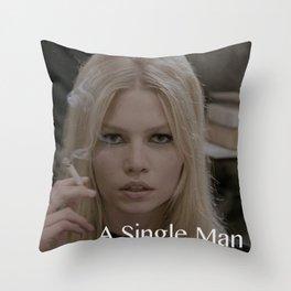 A Single Man Throw Pillow