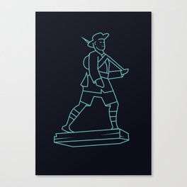 The Gurkhas Canvas Print