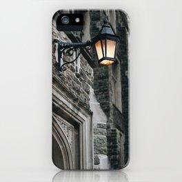 University Gothic iPhone Case