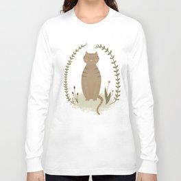 Nature Cat Long Sleeve T-shirt
