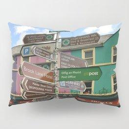 Kenmare, Ireland Pillow Sham