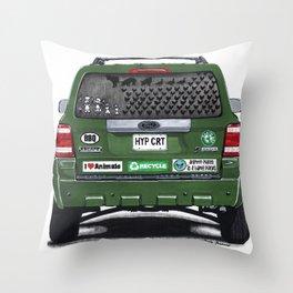 HYP CRT Throw Pillow