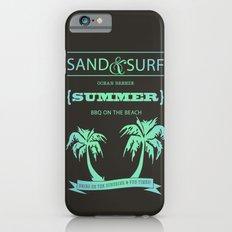 Aqua Summer iPhone 6s Slim Case