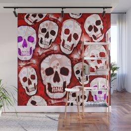 Skullzz Wall Mural
