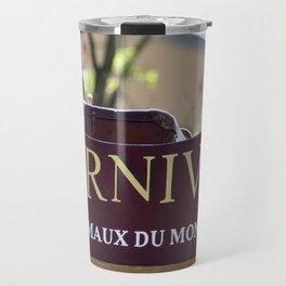 Animaux Travel Mug