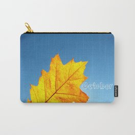 oktober Carry-All Pouch