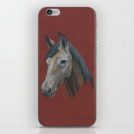 Horse Head Equestrian Equus iPhone Skin