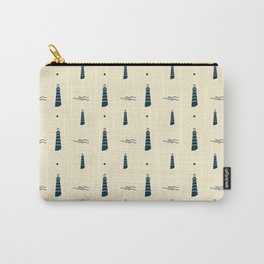 Best printable lighthouse patterns Carry-All Pouch