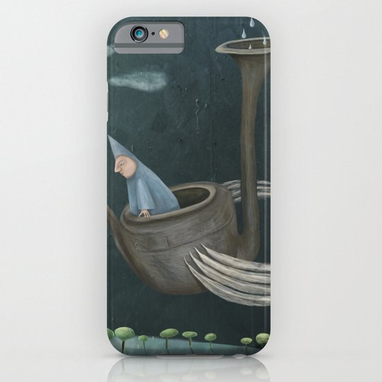 The Flying Machine iPhone & iPod Case