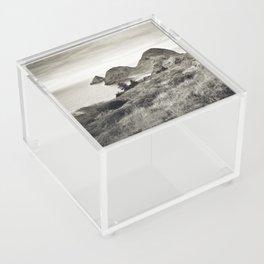 ... L'île du bout du Monde ... Acrylic Box
