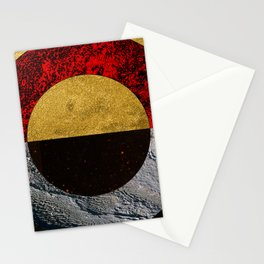 Abstract #155 Stationery Cards