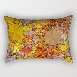 Rusty Wheels Rectangular Pillow