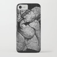 ganesha iPhone & iPod Cases featuring Ganesha by Falko Follert Art-FF77
