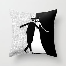 night and day, you are the one Throw Pillow