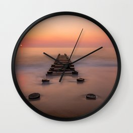 Rehoboth Sunrise Wall Clock