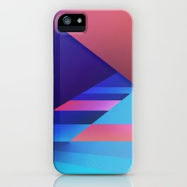 Parallel Dimensions iPhone Case