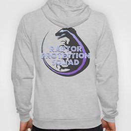 RPS (Raptor Protection Squad) - BLUE Hoody