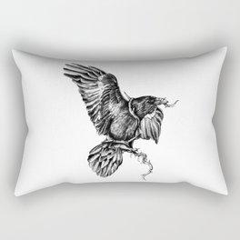 Entrapment Rectangular Pillow