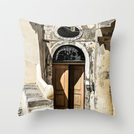 Procida #3 Throw Pillow