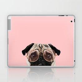 Intellectual Pug Laptop & iPad Skin