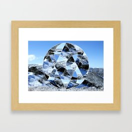 Mt. Buller Framed Art Print
