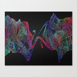 Spectrum Separation Canvas Print