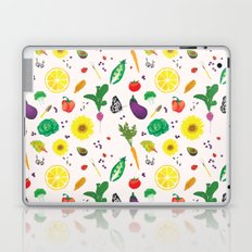 Delicious Vegetables Laptop & iPad Skin