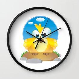 Birdy Nam Nam Wall Clock