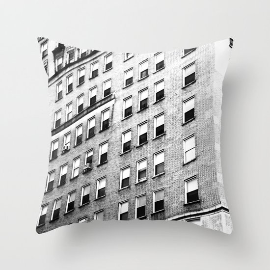 urbanism. Throw Pillow