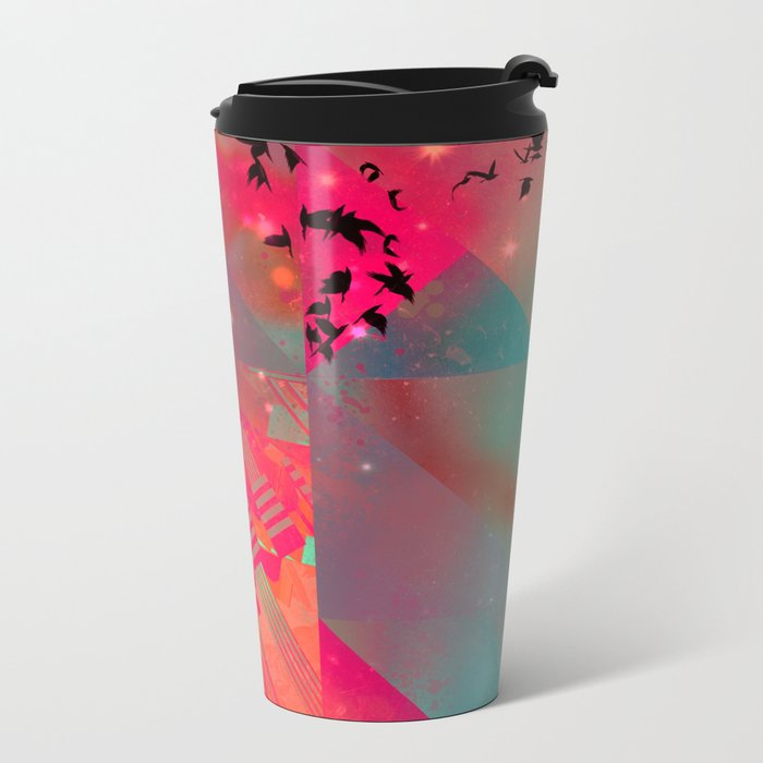 twtyl flyyt Metal Travel Mug