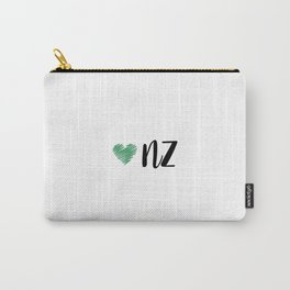 Love new zealand Carry-All Pouch