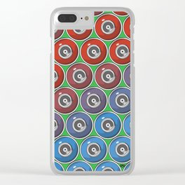 Spray Can Pop alt1 Clear iPhone Case