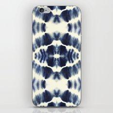 BOHEMIAN INDIGO BLUE iPhone & iPod Skin