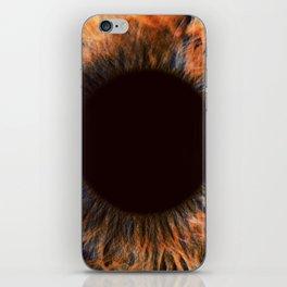 Eye Close Up iPhone Skin