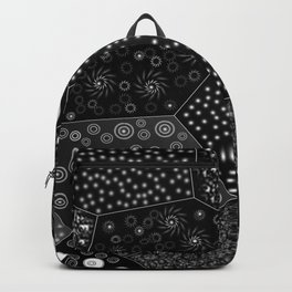 Light geometries Backpack
