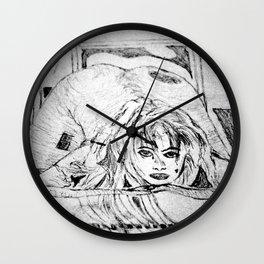 Spoon (College Art) Wall Clock