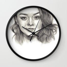 Maisie Wall Clock