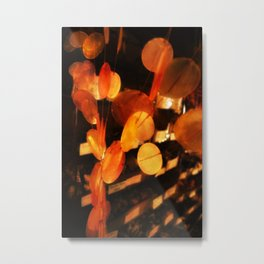 Untitled Hanging Metal Print