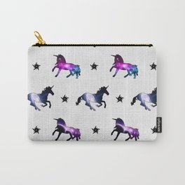 Space Unicorns Carry-All Pouch